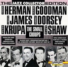 THE SMALL GROUPS - THE JAZZ COLLECTOR EDITION / CD - TOP-ZUSTAND