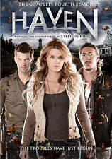 HAVEN:COMPLETE FOURTH SEASON  DVD BRAND NEW FREE SHIPPING