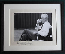 Louis Mountbatten, 1st Earl Mountbatten of Burma Autograph & Photo