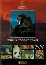 Nation Geographic - Walrus-Toothed Titans (DVD) - Box B1