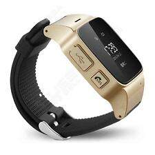 D99 Anti-Lost Smart Watch GSM Wifi GPS Tracker SOS For Old Elder Android/IOS APP