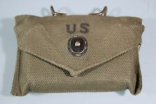 US Vietnam Era First Aid Kit Pouch W/ Contents December 1951