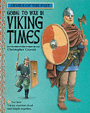 Christopher Gravett Going to War in Viking Times (Armies of the Past) Very Good