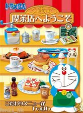 Re-ment Miniatures Welcome To Doraemon Cafe Restaurant  rement  Full set of 8