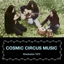 COSMIC CIRCUS MUSIC: Wiesbaden 1973; like early Ash Ra Tempel; with Tim Belbe Ne
