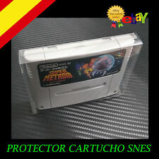 10X Cover Box protective cartridges SuperNintendo (Snes) - Box Protector SNES