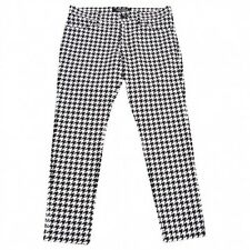 JUNYA WATANABE  Houndstooth stretch poly pants Size M(K-25970)