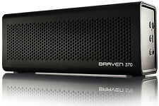 NEW Braven 570 Portable Wireless Speaker - Black- Boxed