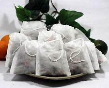 """Empty Style Woven Draw String Tea Bags 2.75"""" x 3.5"""" Highest Quality (1000 pack)"""