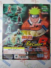 Anime Comic Naruto Full Color R Gashapon Toy Machine Paper Card Bandai Japan