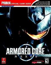 Armored Core: Nexus (Prima Official Game Guide), Littlefield, Michael