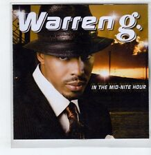 (GS305) Warren G, In The Mid-Nite Hour - DJ CD