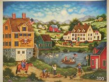 Eagle Hill  Catch of the Day - Bonnie White 300 Piece Jigsaw Puzzle in Bag