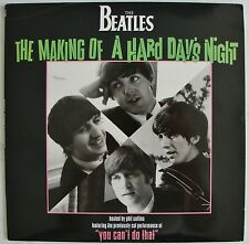 BEATLES The Making of A Hard Day's Night  Music Film host Phil Collins Laserdisc