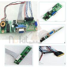 B101AW02 B101AW03 B101AW06 V.0 V.1 B101AW07 screen VGA controller board KIT