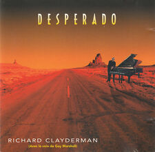 Richard Clayderman CD Desperado - France