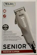 WAHL SENIOR PRO HAIR CLIPPER # v9000  BARBER SALON NIB!