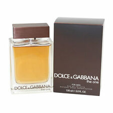 The One D&G Dolce Gabbana Men 5.0 5 OZ 150 ML Eau De Toilette Spray Nib Sealed