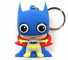 WOMEN OF DC UNIVERSE Figural Keyring Series BATGIRL KEYCHAIN Blind Bag NEW