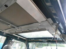 NISSAN PATROL Y61 SUNROOF & MOTOR & REGULATOR CAMPER CAMPERVAN CONVERSION