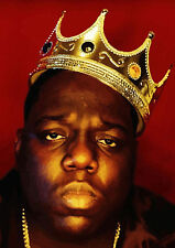 Biggie Smalls Notorious BIG A4 260GSM POSTER PRINT