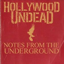 Notes From the Underground by Hollywood Undead (CD, Jan-2013, Octone Records)