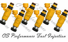 Flow Matched Fuel Injector Set for 97-04 Mitsubishi 2.4/3.0/3.5 - CDH-275 (6)
