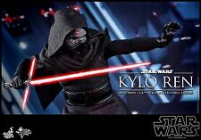 Hot Toys 1/6 scale MMS320 Star Wars The Force Awakens Kylo Ren Figure