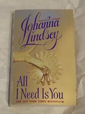 All I Need Is You by Johanna Lindsey (1998, Paperback)
