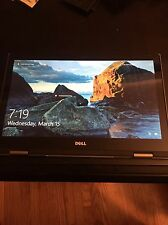 Dell Inspiron 5568 2in1 15.6 Touch Screen Core I7 6500U 8g Ram 1tb HDD WIN10