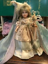 Robin Woods Chris Miller Spirit of Storybook Limited Edition Doll #88/250. MIB