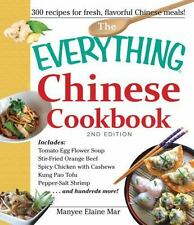 The Everything Chinese Cookbook: Includes Tomato Egg Flower Soup, Stir-ExLibrary