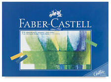 Art Supplies NEW   FABER-CASTELL 72 SOFT PASTELS
