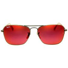 Ray-Ban Caravan Red Mirror Sunglasses RB31361672K58