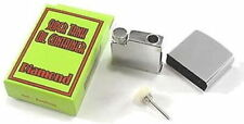Diamond Super Tank Oil Container Convenient for Zippo Free tracking Japan