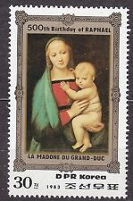 KOREA Pn. 1983 MNH** SC#2283 30ch, Raphael - Paintings Madonna of the Grand Duke