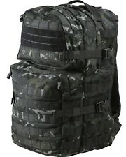 New 40 Litre MOLLE BTP / MTP Camo Assault Grab Pack RUCKSACK Airsoft Tactical