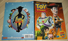 ALBUM FIGURINE STICKER PIXAR MOVIE-TOY STORY 1,2 woody,buzz lightyear,jassie,box