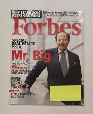 FORBES SPECIAL REAL ESTATE ISSUE MR. BIG FEBRUARY 28,2005 9248-1 [LOC.ELK] #15