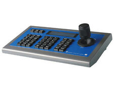 PTZ control keyboard support for sony video system camera RS485 LCD Display