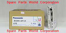 MSD013P1E-Panasonic AC Servo Driver In Stock-Free Shipping($850USD)