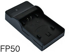 Battery Charger for Sony DCR HC30L HC30S HC32 HC32E HC33 HC33E HC35 HC35E HC36
