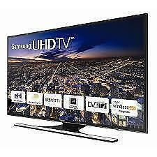 "SAMSUNG 55"" 55JU6400 UHD SMART LED BRAND NEW WITH 1 YEAR SELLER WARRANTY-"