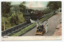 PORTUGAL MADEIRE Madeira Funiculaire ou cremaillere monte railway
