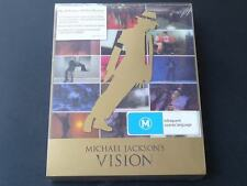(SPECIAL OFFER) Michael Jackson's Vision (DVD, 2010, 3-Disc Set, Deluxe Vision)