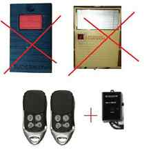 Gliderol Garage Door Remote Control 27MHz Garage Door Remote Glidermatic GTX-1