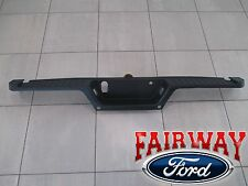 15 thru 17 F-150 OEM Ford Rear Bumper Top Step Pad Cover w/ Tow and Park Aid NEW
