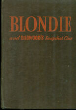 BLONDIE and Dagwood's Snapshot Clue by Chic Young (1943) Whitman HC