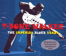 T-BONE WALKER - THE IMPERIAL BLUES YEARS (NEW SEALED 2CD)