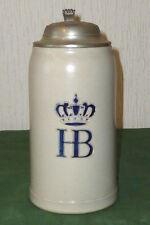 Edad bierkrug munich cervecería Krug jarras hb munich bierkrüge beerstein